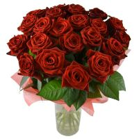 Bouquet 21 red roses