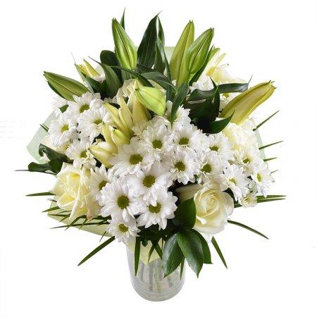Bouquet White waltz