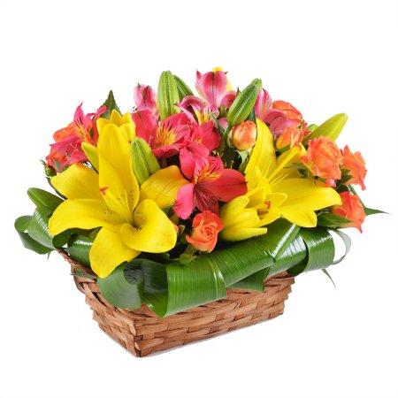 Bouquet Colorful fantasy