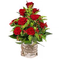 Bouquet Red meadow