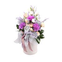 Bouquet Фиолетовое серебро