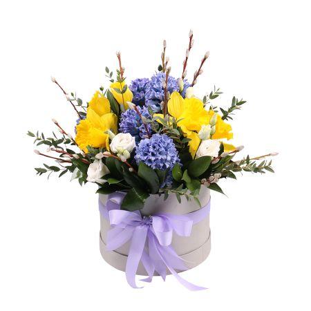 Bouquet Paints of spring