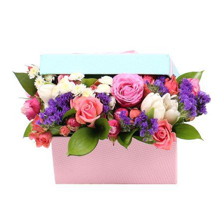 Bouquet Lovely little box