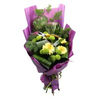 Bouquet Flowers for man