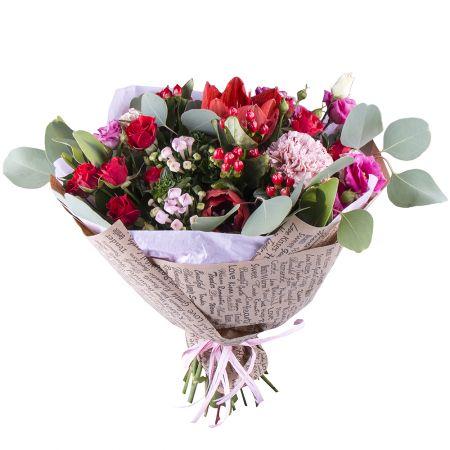 Bouquet Expression