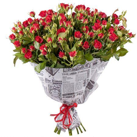 Bouquet Excitement