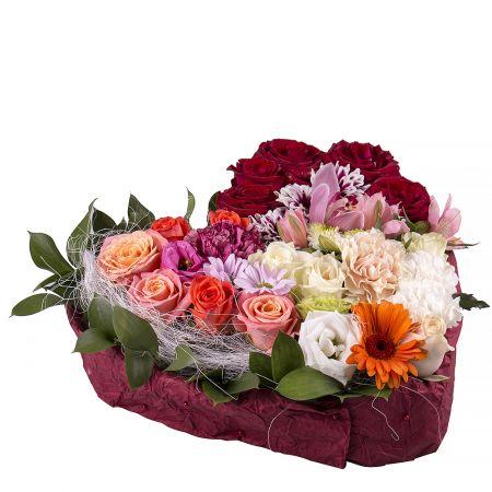 Bouquet Magic heart