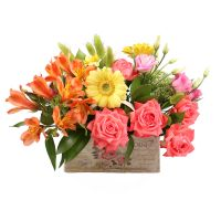 Buy the gorgeous composition with delivery
