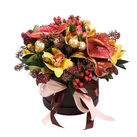 Bouquet Chocolate kiss