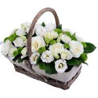 Bouquet Flower basket