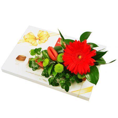 Bouquet Flowers «DeLuxe» (wholesale)